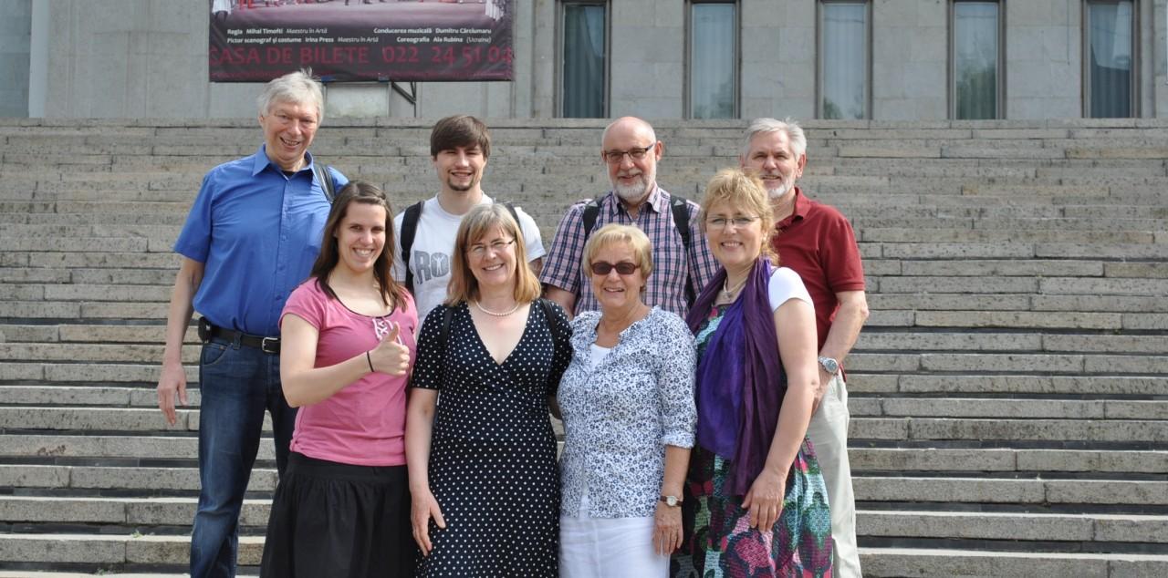 Moldawien-Reise 2014: Reiseteilnehmer
