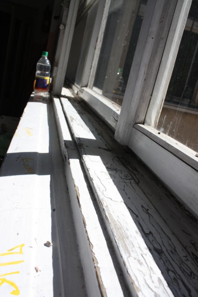 Klassenzimmer renovieren
